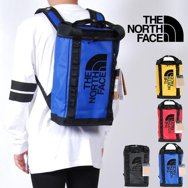 ノースフェイス ミニリュック バックパック メンズ レディース 男女兼用 レッド ブルー イエロー ブラック 14L 14リットル THE NORTH FACE EXPLORE FUSEBOX S BAG BACKPACK USモデル