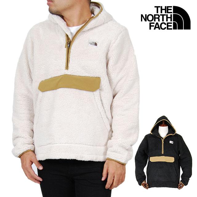 USモデル ノースフェイス アノラック フリースジャケット ボアジャケット メンズ レディース S M L XL サイズ ヴィンテージホワイト 白 THE NORTH FACE CAMPSHIRE PULLOVER HOODIE VINTAGE WHITE