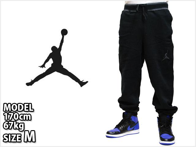 8cab30bc61d0 JORDAN BRAND VARSITY SEATPANT SWEAT PANTS BLACK Jordan brand sweat pants  black men men women black