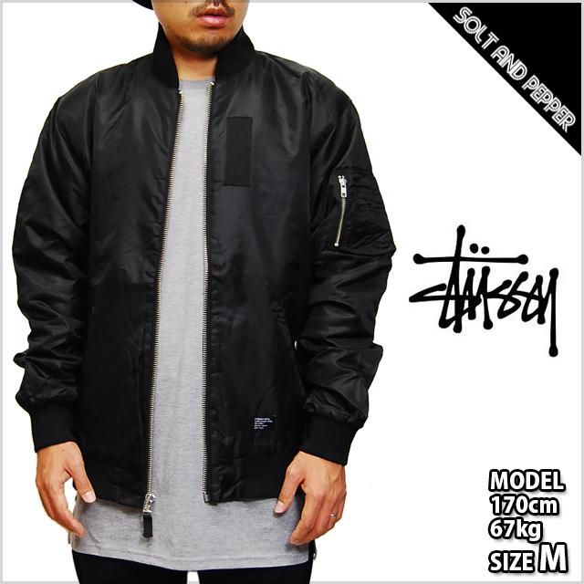 Ma 1 jacket black