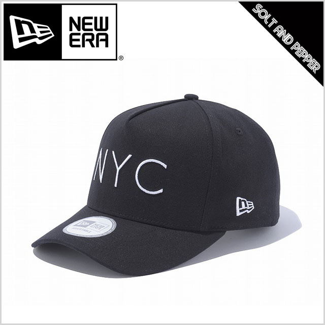 SOLT AND PEPPER | Rakuten Global Market: NEWERA new era D-FRAME NYC ...