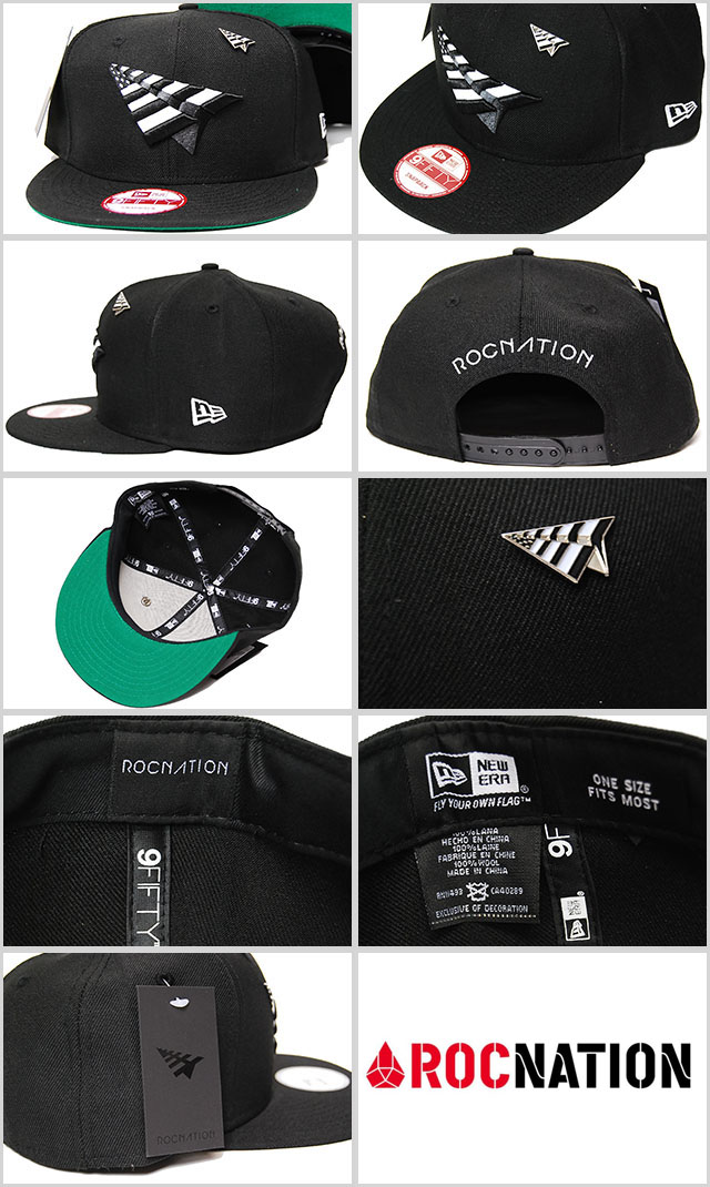 Solt And Pepper Box No Rocnation Newera Rock Nation New Era The 158c81d74f3