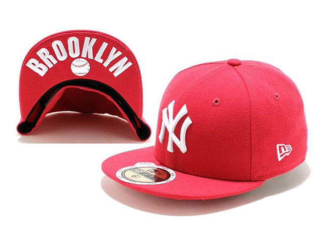 NEWERA CAP new era Cap KIDS NEW YORK YANKEES UNDERVISOR BROOKLYN PINK WHITE  kids New York ... 86f8dfe3dd2