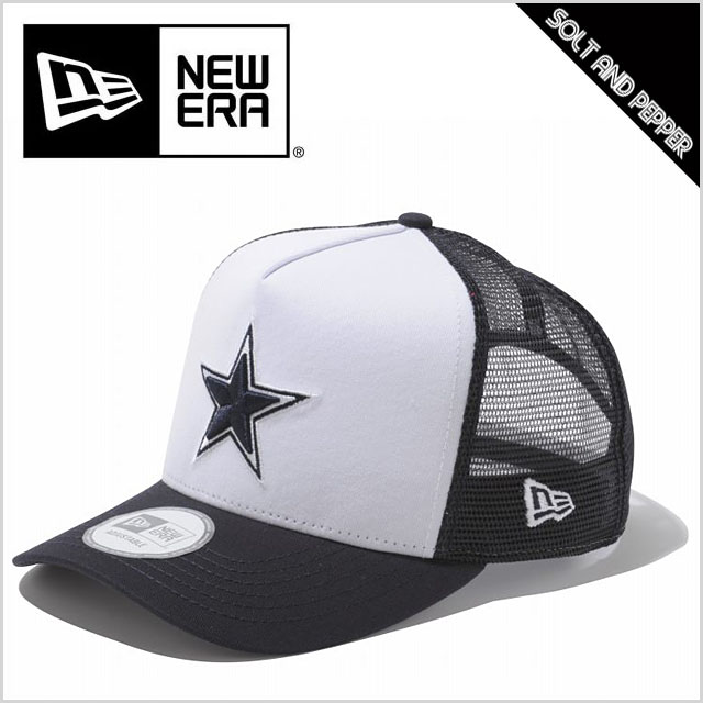 ... shopping newera new gills cap d frame trucker nfl dallas cowboys star  navy white navy white bce6c36df85