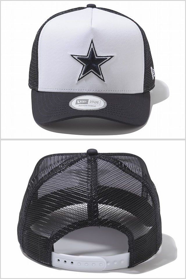 premium selection c06f2 b1efe ... hot trucker mesh cap dallas cowboys one size fits all new era size  adjustable dance costume