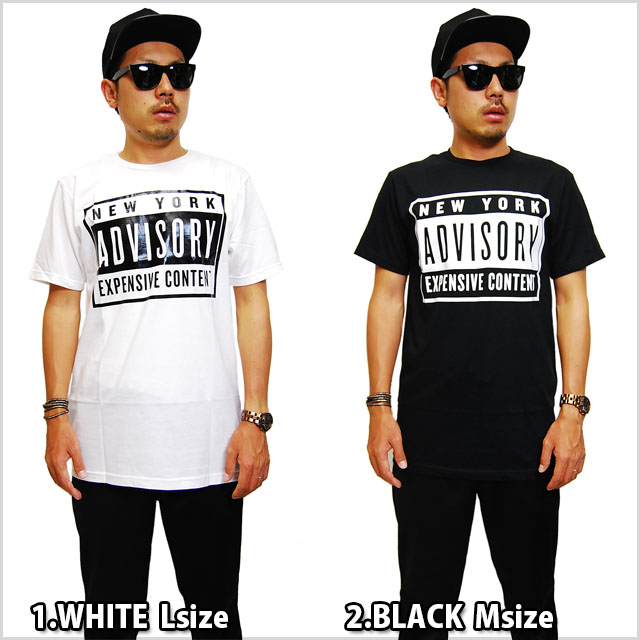 9c962b9a ... REASON reason EXPLICIT TEE TOPS BLACK WHITE T Shirt Short Sleeve Tops U  neck black black