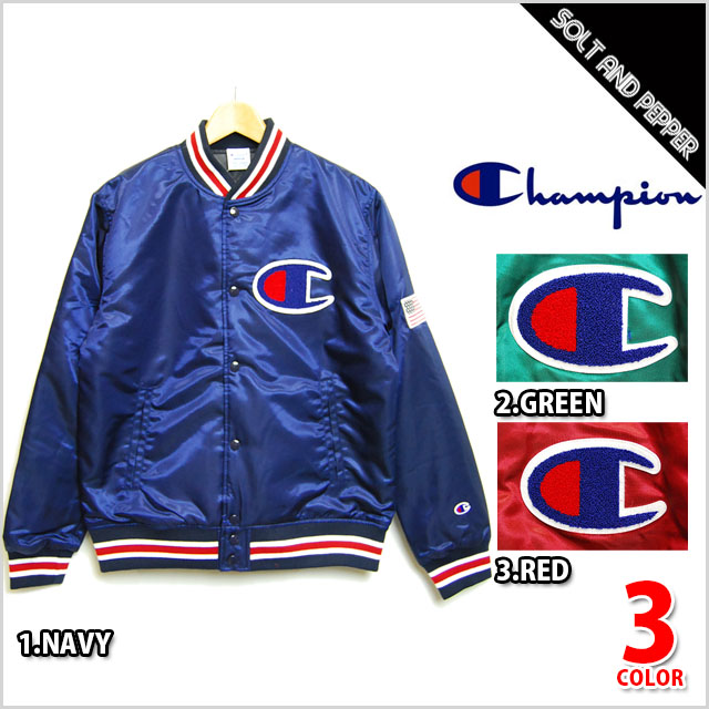 SOLT AND PEPPER | Rakuten Global Market: CHAMPION champion SATIN ...