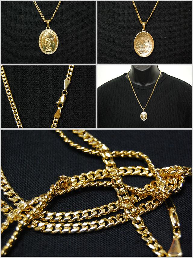 Solt and pepper rakuten global market no brand saint michael gold material plating aloadofball Image collections