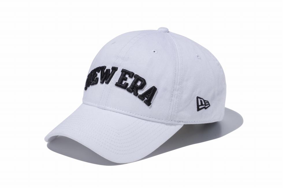 NEWERA ニューエラ GOLF 9TWENTY Cotton NEW ERA ホワイト × ブラック ゴルフ CAP 豊富な品 キャップ 920 クロスストラップ ストア アクセサリー 正規取扱店 ハット WHITE 送料無料 女性 白 帽子 メンズ BLACK 国内正規品 レディース 黒 男性 小物