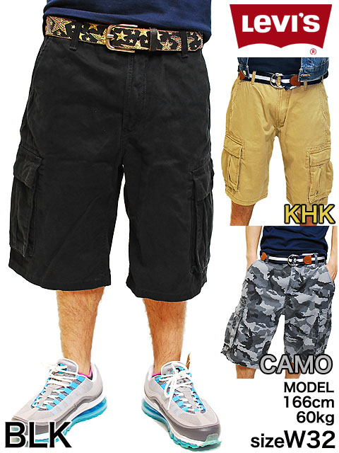 SOLT AND PEPPER | Rakuten Global Market: LEVI's 505 CARGO SHORTS ...