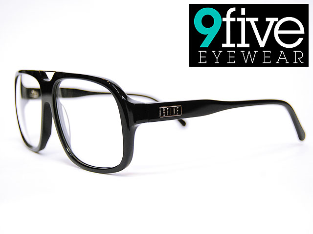 cda3841e01 SOLT AND PEPPER  9FIVE FRONTS SUNGLASS BLK CLEAR nine five front ...