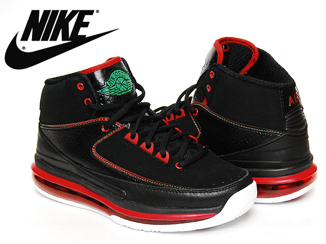 SOLT AND PEPPER | Rakuten Global Market: NIKE GIRLS AIR JORDAN 2.0 (GS)  BLACK RED girls Nike year Jordan 2.0 retro high-cut black red kids kids  Lady size ...