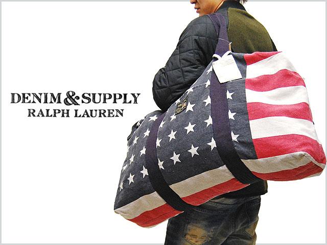 Usa And Solt Supply Bag Lauren A PepperTo Denimamp; Ralph Flag xorQhdCtsB