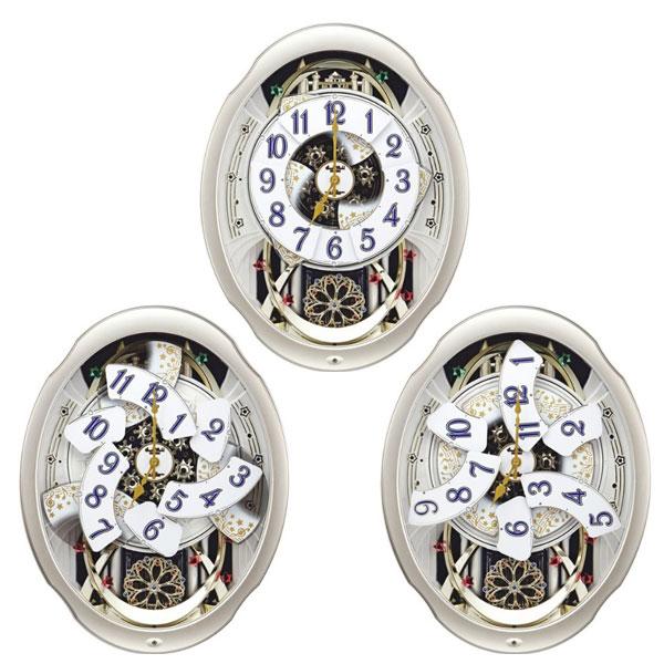 Citizen CITIZEN rhythm clock radio clocks small world b room F 4MN500RA18