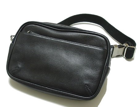 Coach Leather Bag Waist Porch Fs5446sv Bkfs3gm05p10nov13