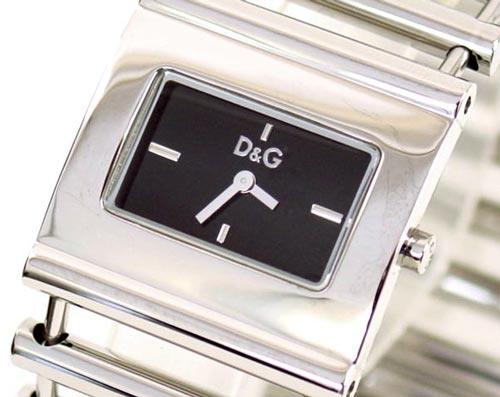 D&G TIME ドルチェ&ガッバーナ GATE レディースSSベルト腕時計 3719251545【ラッピング無料】【10P11Mar16】【05P03Dec16】