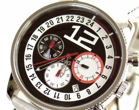 D&G TIME ドルチェ&ガッバーナ ADVANCE クロノグラフ腕時計 3719740289【ラッピング無料】【10P11Mar16】【05P03Dec16】