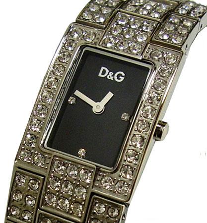 D&G TIME ドルチェ&ガッバーナ C'EST CHIC SSベルト腕時計 3719251037【ラッピング無料】【10P11Mar16】【05P03Dec16】