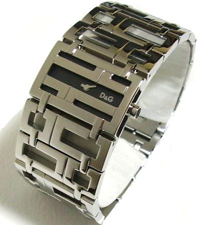 D&G TIME ドルチェ&ガッバーナ EDDIE エディ SSベルト腕時計 DW0046【ラッピング無料】【10P11Mar16】【05P03Dec16】