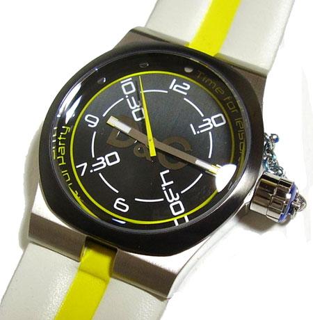 D&G TIME ドルチェ&ガッバーナZANGO メンズ腕時計 DW0195【ラッピング無料】【10P11Mar16】【05P03Dec16】