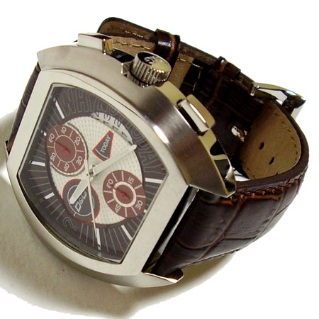 D & G TIME die and say HIGH SECURITY Chronograph Watch DW0213