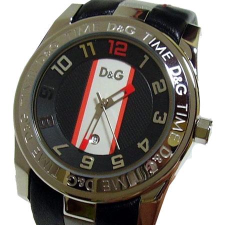 【大人気】D&G TIME ドルチェ&ガッバーナUNOFFICIAL メンズ腕時計 DW0216【ラッピング無料】