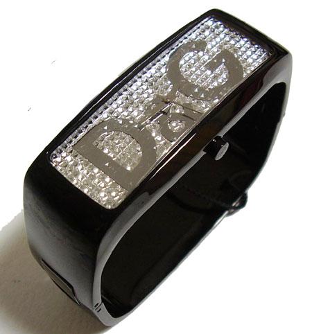 D&G TIME ドルチェ&ガッバーナINTELLIGENCE レディース腕時計 DW0256【ラッピング無料】【10P11Mar16】【05P03Dec16】