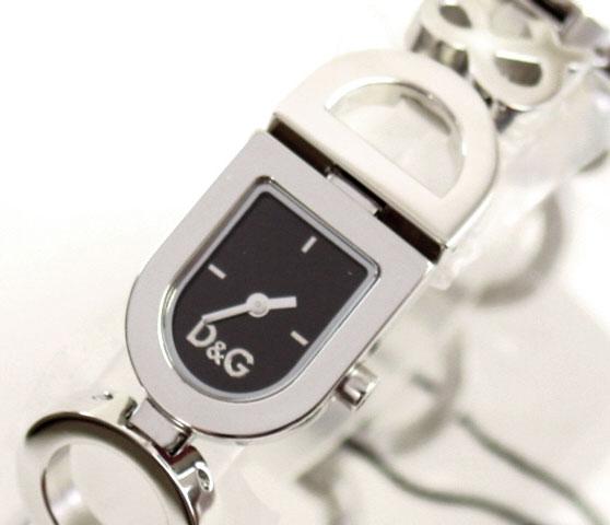 D&G TIME ドルチェ&ガッバーナDAY&NIGHT レディースSSベルト腕時計 DW0143【ラッピング無料】【10P11Mar16】【05P03Dec16】