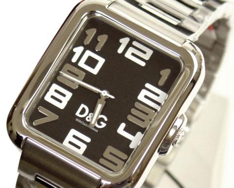 D&G TIME ドルチェ&ガッバーナAPACHE メンズ腕時計 DW0189 SSベルト【ラッピング無料】【10P11Mar16】【05P03Dec16】
