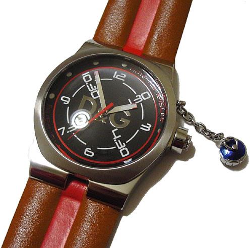 D&G TIME ドルチェ&ガッバーナZANGO メンズ腕時計 DW0196【ラッピング無料】【10P11Mar16】【05P03Dec16】