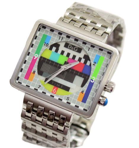 D&G TIME ドルチェ&ガッバーナMEDICINE MAN SSベルト腕時計 DW0197【ラッピング無料】【10P11Mar16】【05P03Dec16】