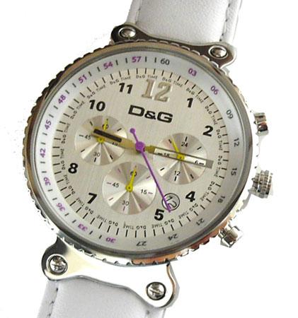 D&G TIME ドルチェ&ガッバーナRHYTHM メンズクロノグラフ腕時計 DW0305【ラッピング無料】【10P11Mar16】【05P03Dec16】