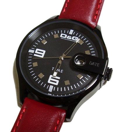 D&G TIME ドルチェ&ガッバーナELECTRICAL メンズ腕時計 DW0315【ラッピング無料】【10P11Mar16】【05P03Dec16】