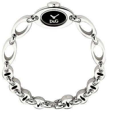 D&G TIME ドルチェ&ガッバーナ THREADS レディースSSベルト腕時計 DW0338【ラッピング無料】