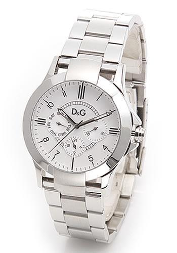 D&G TIME ディーアンドジー TEXAS(テキサス) クロノグラフSSベルト腕時計 DW0538【ラッピング無料】【20P07Nov15】【10P11Mar16】【05P03Dec16】