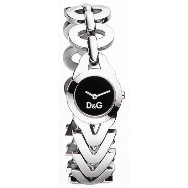 D&G TIME ドルチェ&ガッバーナ CACTUS レディースSSベルト腕時計 DW0547【ラッピング無料】【10P13Dec15】【10P11Mar16】【05P03Dec16】