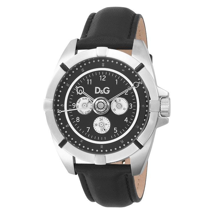 D&G TIME ドルチェ&ガッバーナ CHALET デイデイト腕時計 DW0607【ラッピング無料】【10P07Feb16】【10P11Mar16】【05P03Dec16】