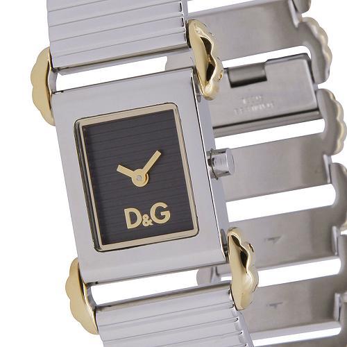 D&G TIME ドルチェ&ガッバーナ レディースSSベルト腕時計 DW0732【ラッピング無料】【10P13Dec15】【10P11Mar16】【05P03Dec16】
