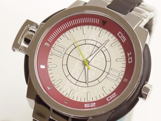 D&G TIME ドルチェ&ガッバーナ IBIZA ROCKS メンズ腕時計 DW0078 シルバー SSベルト【ラッピング無料】【10P11Mar16】【05P03Dec16】
