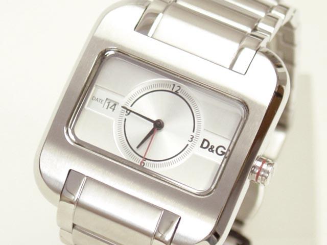 D&G TIME Dolce & Gabbana GAME OVER SS belt watch DW0226