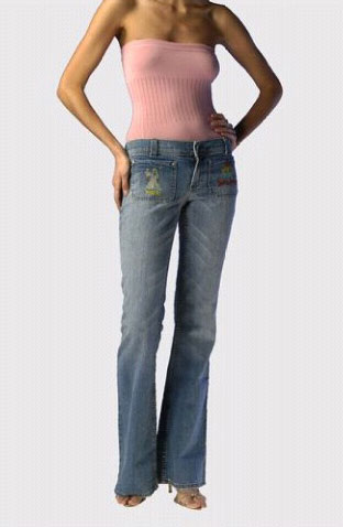 Import Something  JUICY COUTURE JEANS and Juicy Couture bootcut ... 81e327ecc