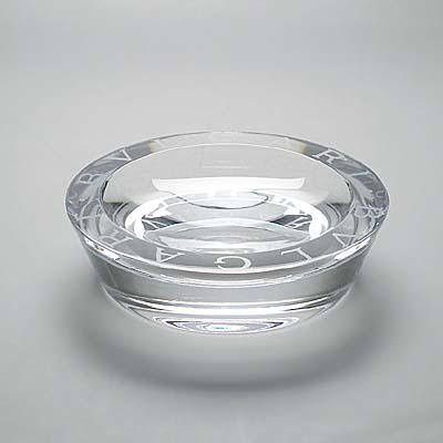 ブルガリ[BVLGARI BVLGARI]灰皿 円型 12cm(スモール) 47502 【メンズ ギフト】【ラッピング無料】【10P11Mar16】【05P03Dec16】