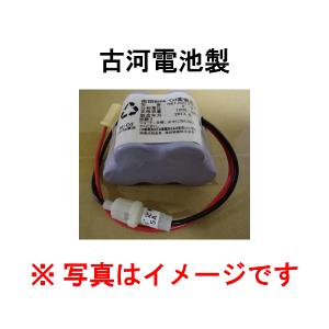 古河電池製誘導灯用バッテリーパナソニック FK383 相当品10-C 2.0H 12.0V 2000mAh