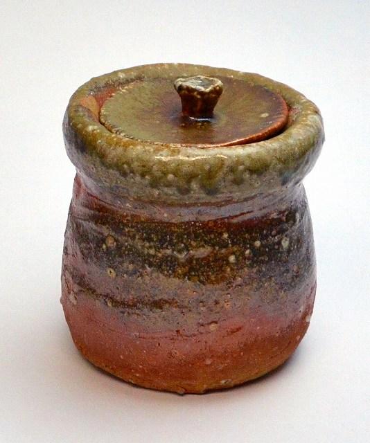 神山 清子作信楽焼水指 おもてなしの器 お茶を愉しむ