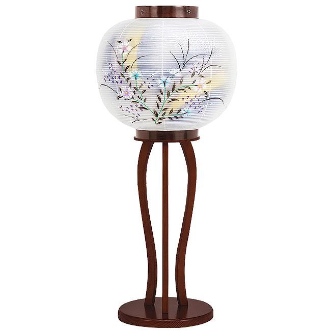 コンパクトNEWスタイルモダン盆提灯。送料無料・和モダンの粋が輝く都会的な盆提灯です。【G18CO5807】