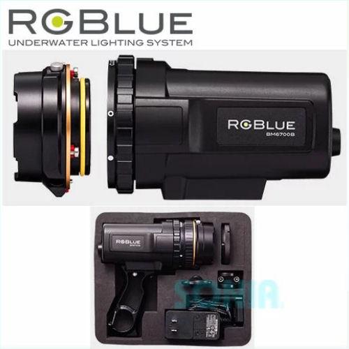 RGBlue(アールジーブルー) System02-02-PC システム02-2 プレミアムカラー LEDライト(水中ライト・同梱品含む)