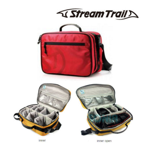 Stream Trail(ストリームトレイル) ロブスターギアバッグ ショルダーバッグ ROBUSTER GEAR BAG