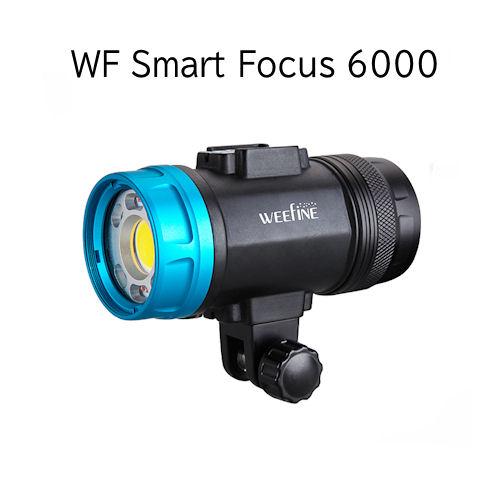 fisheye(フィッシュアイ) 【30523】 WF Smart Focus 6000 水中ライト