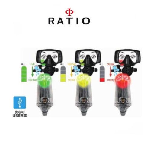 RATIO(レシオ) FL1600 ワイヤレスエアーインテグレーション
