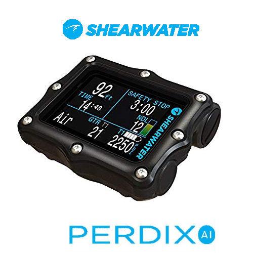 SHEARWATER(シアウォーター) FL1911 PERDIX AI パディックス・エーアイ ダイブコンピュータ ダイビング ウォッチ